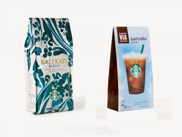 Starbucks Kati Blend VIA Iced Sweetened Mixofeverything